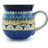 16 oz Stoneware Bubble Mug - Polmedia Polish Pottery H8897H