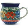 16 oz Stoneware Bubble Mug - Polmedia Polish Pottery H9273A