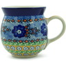 16 oz Stoneware Bubble Mug - Polmedia Polish Pottery H9294A
