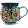 16 oz Stoneware Bubble Mug - Polmedia Polish Pottery H9527A