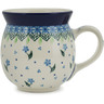 16 oz Stoneware Bubble Mug - Polmedia Polish Pottery H9930K