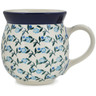 16 oz Stoneware Bubble Mug - Polmedia Polish Pottery H9960K
