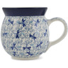 16 oz Stoneware Bubble Mug - Polmedia Polish Pottery H9984K