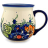 17 oz Stoneware Bubble Mug - Polmedia Polish Pottery H7982C
