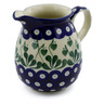 17 oz Stoneware Pitcher - Polmedia Polish Pottery H1837B