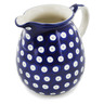 17 oz Stoneware Pitcher - Polmedia Polish Pottery H5533B