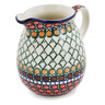 17 oz Stoneware Pitcher - Polmedia Polish Pottery H9079K