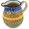 17 oz Stoneware Pitcher - Polmedia Polish Pottery H9965C