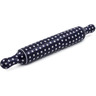 18-inch Stoneware Rolling Pin - Polmedia Polish Pottery H5980A