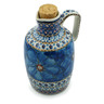 18 oz Stoneware Bottle - Polmedia Polish Pottery H3910H