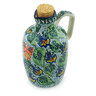 18 oz Stoneware Bottle - Polmedia Polish Pottery H3912H