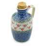 18 oz Stoneware Bottle - Polmedia Polish Pottery H6040I