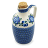 18 oz Stoneware Bottle - Polmedia Polish Pottery H6041I