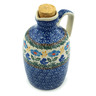 18 oz Stoneware Bottle - Polmedia Polish Pottery H6079I