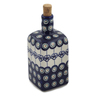 18 oz Stoneware Bottle - Polmedia Polish Pottery H7550K