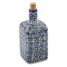 18 oz Stoneware Bottle - Polmedia Polish Pottery H7552K