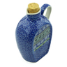 19 oz Stoneware Bottle - Polmedia Polish Pottery H4614J