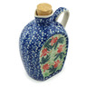 19 oz Stoneware Bottle - Polmedia Polish Pottery H6078I