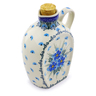 19 oz Stoneware Bottle - Polmedia Polish Pottery H6941I