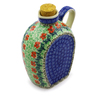 19 oz Stoneware Bottle - Polmedia Polish Pottery H6943I