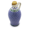 19 oz Stoneware Bottle - Polmedia Polish Pottery H7235I