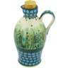 19 oz Stoneware Bottle - Polmedia Polish Pottery H9428G