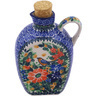 19 oz Stoneware Bottle - Polmedia Polish Pottery H9996F