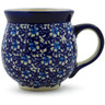 19 oz Stoneware Bubble Mug - Polmedia Polish Pottery H2495K