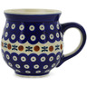 19 oz Stoneware Bubble Mug - Polmedia Polish Pottery H9356J
