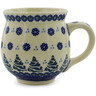 19 oz Stoneware Bubble Mug - Polmedia Polish Pottery H9853J