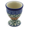 2-inch Stoneware Egg Holder - Polmedia Polish Pottery H2022C