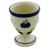 2-inch Stoneware Egg Holder - Polmedia Polish Pottery H2988J