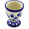 2-inch Stoneware Egg Holder - Polmedia Polish Pottery H4717G