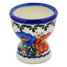 2-inch Stoneware Egg Holder - Polmedia Polish Pottery H5146K