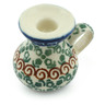 2-inch Stoneware Mini Candle Holder - Polmedia Polish Pottery H3143C