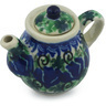2-inch Stoneware Mini Tea Pot - Polmedia Polish Pottery H7432G