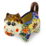 2 oz Stoneware Cow Shaped Creamer - Polmedia Polish Pottery H0942E