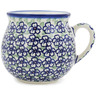 20 oz Stoneware Bubble Mug - Polmedia Polish Pottery H1543L