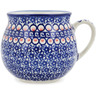20 oz Stoneware Bubble Mug - Polmedia Polish Pottery H1561L