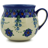 22 oz Stoneware Bubble Mug - Polmedia Polish Pottery H6022K