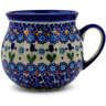 22 oz Stoneware Bubble Mug - Polmedia Polish Pottery H7217J