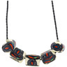 24-inch Stoneware Necklace - Polmedia Polish Pottery H0325G