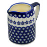 24 oz Stoneware Pitcher - Polmedia Polish Pottery H1306L