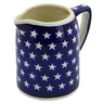 24 oz Stoneware Pitcher - Polmedia Polish Pottery H4349J