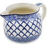 24 oz Stoneware Pitcher - Polmedia Polish Pottery H8951K