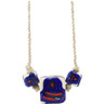 25-inch Stoneware Necklace - Polmedia Polish Pottery H0327G