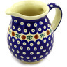 28 oz Stoneware Pitcher - Polmedia Polish Pottery H3319D