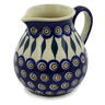 29 oz Stoneware Pitcher - Polmedia Polish Pottery H9393J