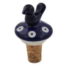 3-inch Stoneware Bottle Stopper - Polmedia Polish Pottery H6796K