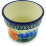 3-inch Stoneware Candle Holder - Polmedia Polish Pottery H3613G